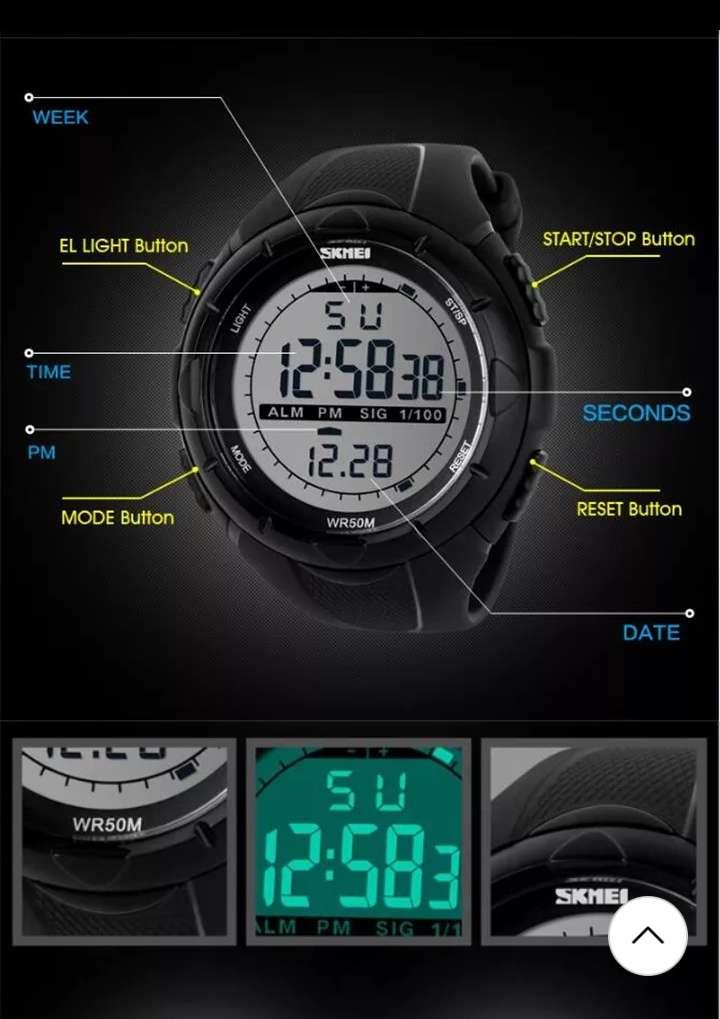 Imagen producto Reloj militar SKMEI envío 2