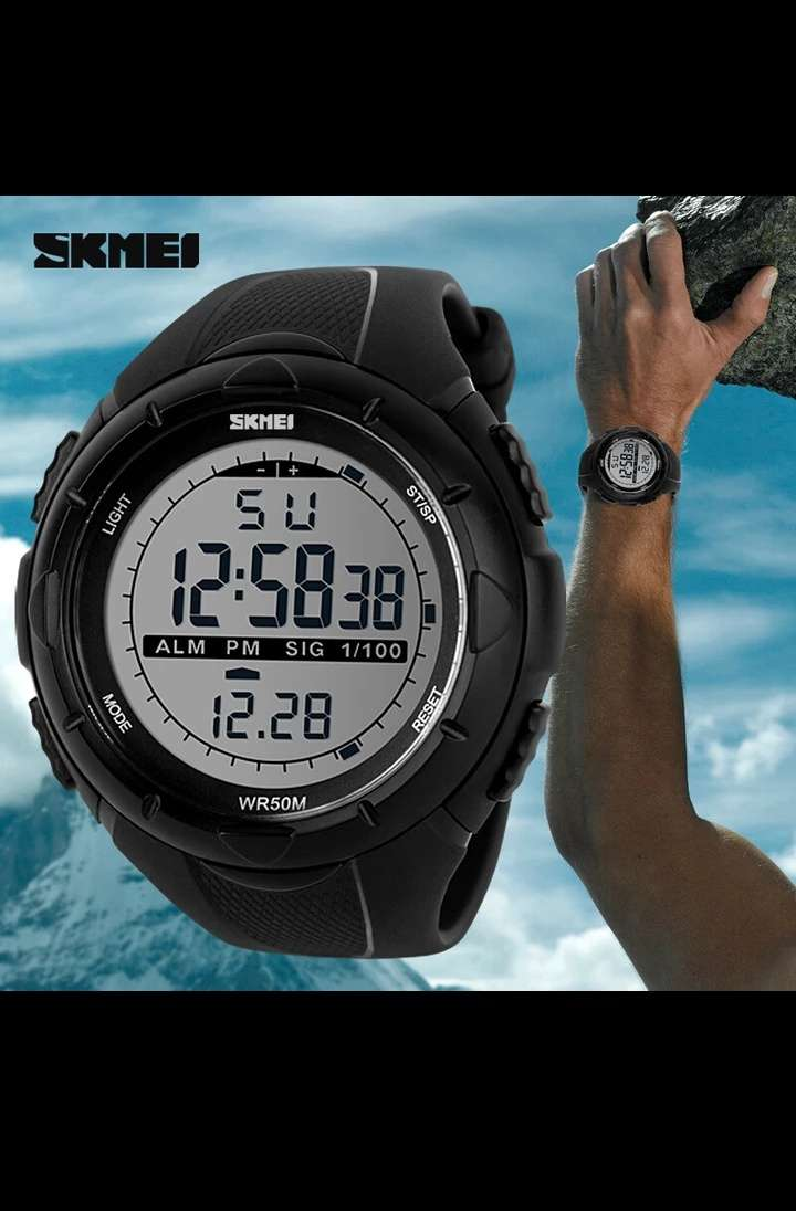 Imagen producto Reloj militar SKMEI envío 3