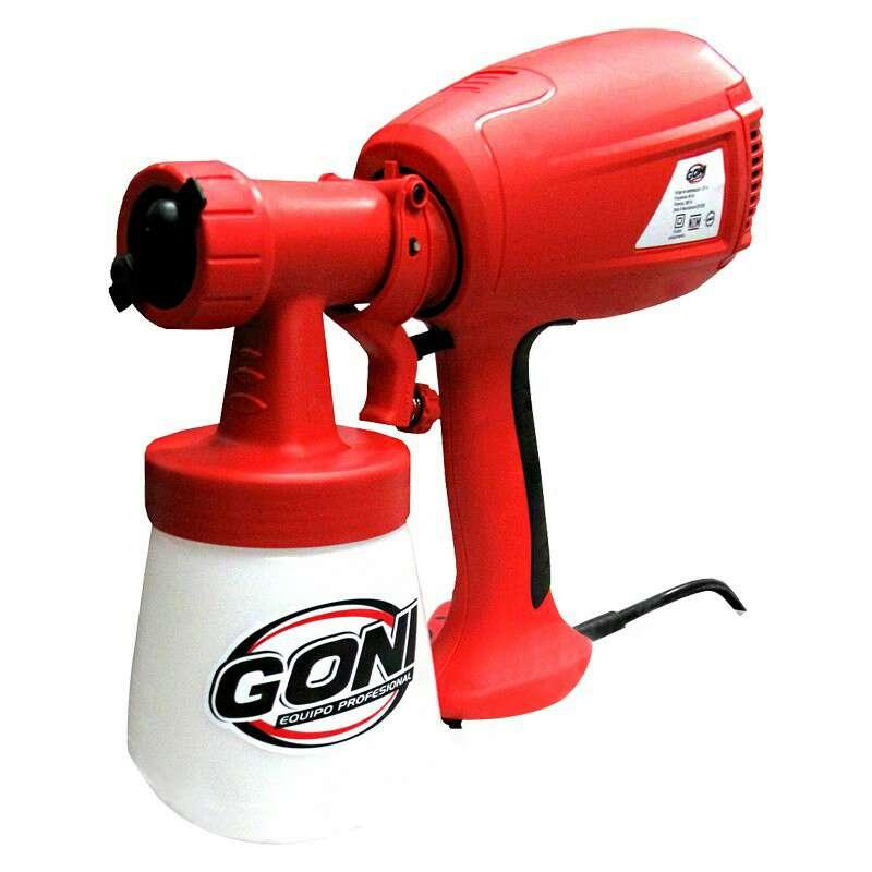 Imagen Pistola eléctrica de presión 3702 Goni