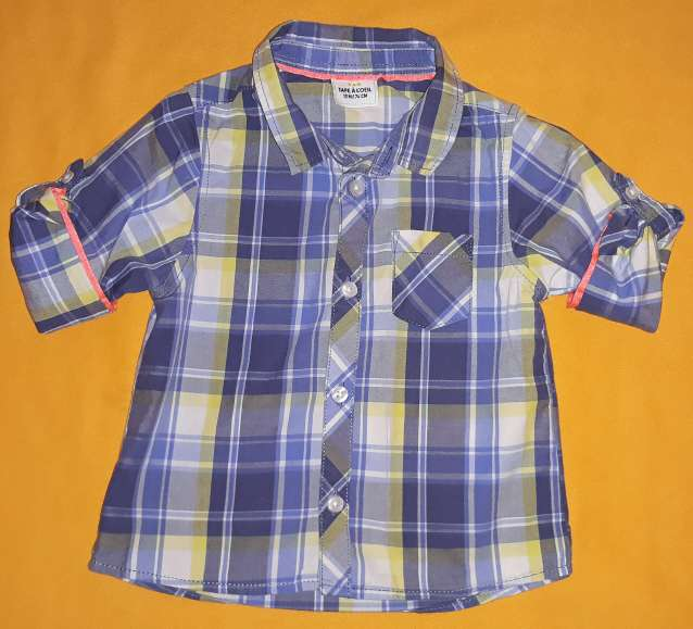 Imagen Camisa Tapé Á L'oeil, 12m.