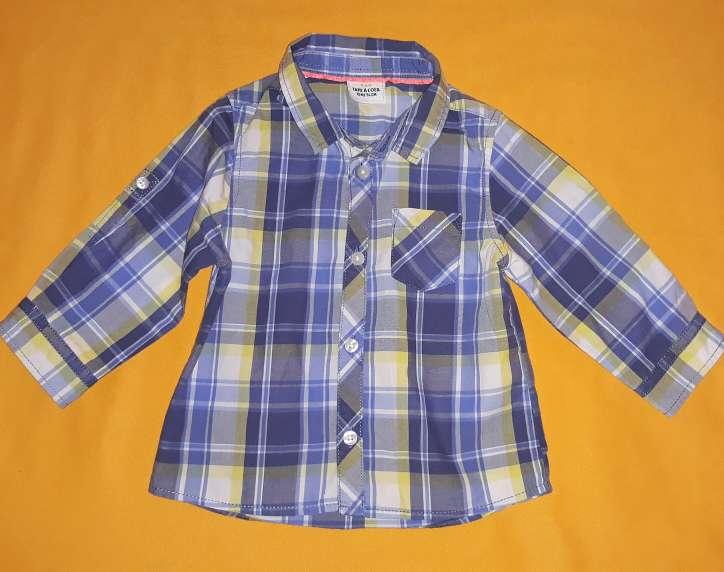 Imagen producto Camisa Tapé Á L'oeil, 12m.  3