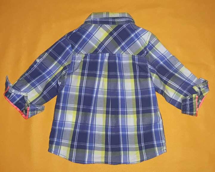 Imagen producto Camisa Tapé Á L'oeil, 12m.  2