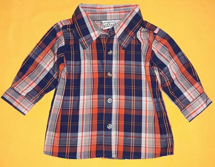 Imagen Camisa bebé, 12m.