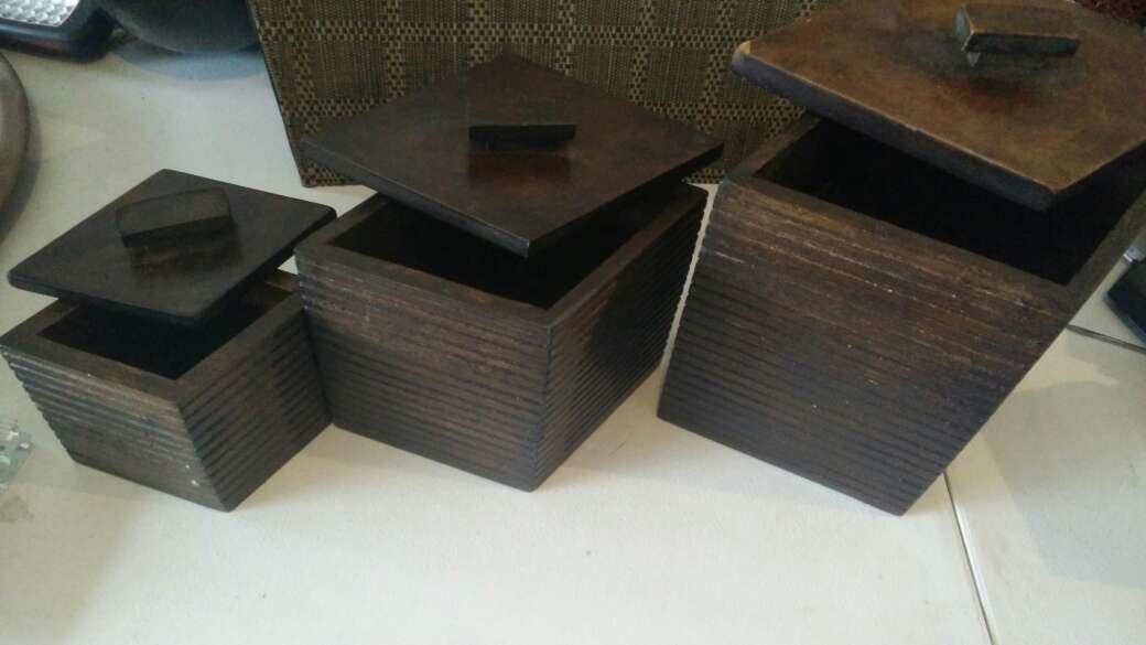 Imagen producto Cajas de madera noble  2