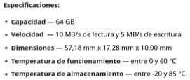 Imagen producto Pendrive Kingston DataTraveler 101 G2 64GB 2
