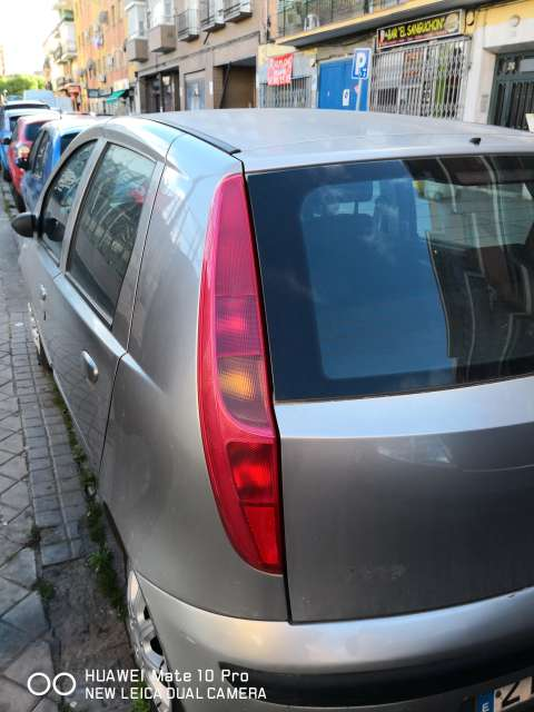 Imagen producto Fiat Punto 1.2 80 Cv 5