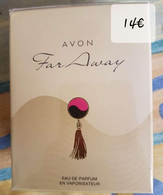 Imagen far away perfume