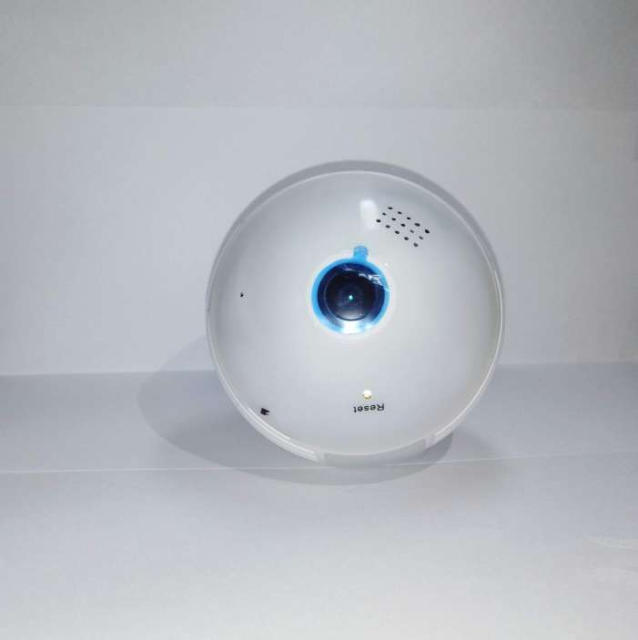 Imagen producto Bombilla Wifi Camara 360° 6