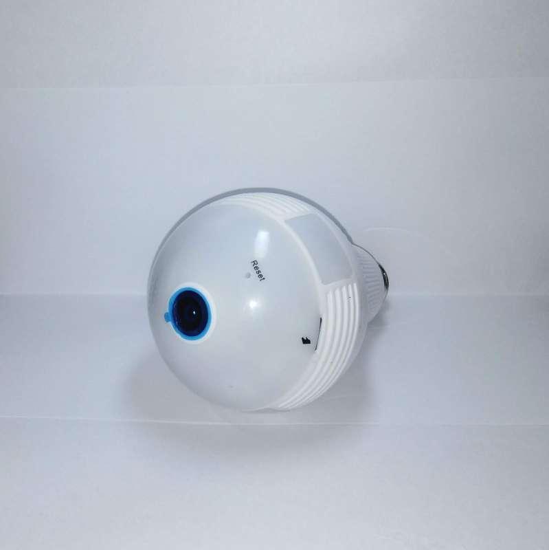 Imagen producto Bombilla Wifi Camara 360° 2