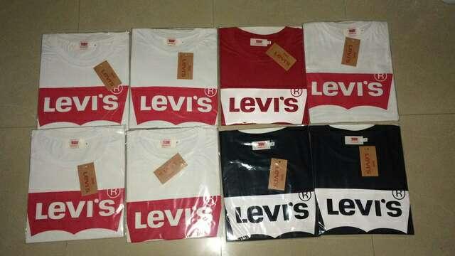 Imagen 100 camisetas levis
