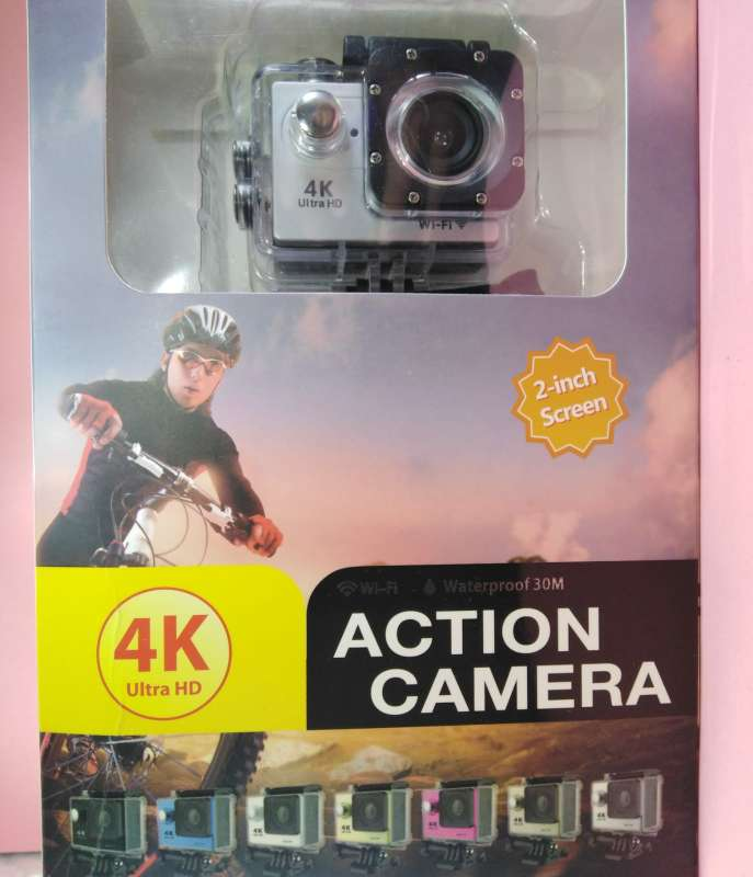 Imagen producto Camara GoPlus Cam 9