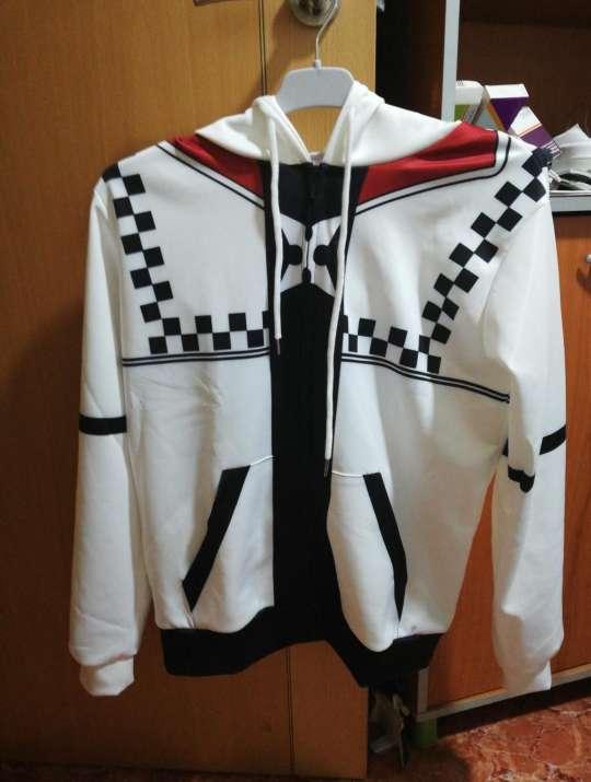 Imagen chaqueta Cosplay Roxas kingdom hearts