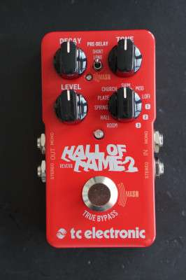Imagen Pedal Reverb Hall of Fame 2 - TC Electronic