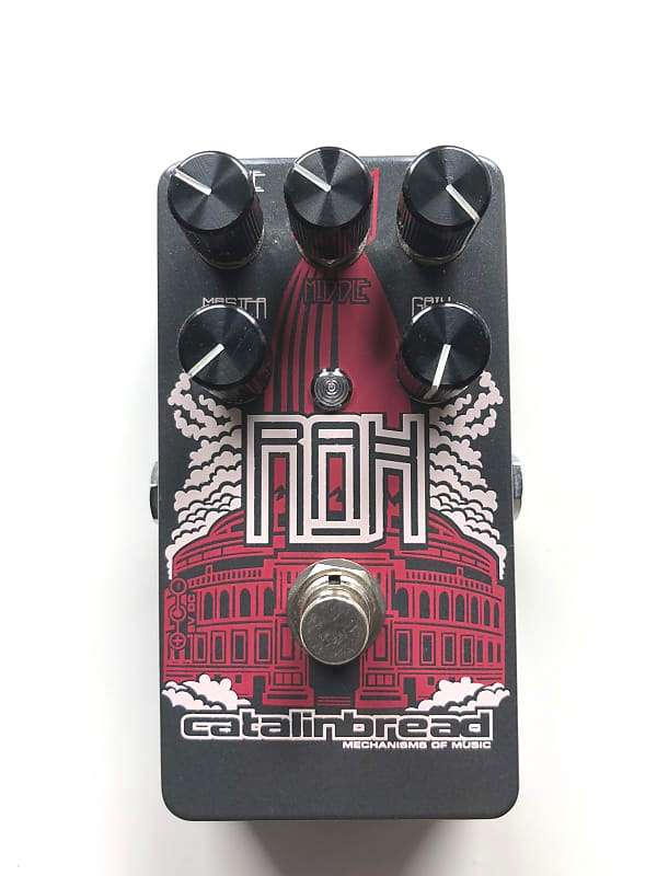 Imagen Pedal overdrive Catalinbread RAH (Jimmy Page)