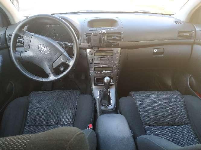 Imagen producto Toyota Avensis Wagon 2.0 D-4D Executive(5p)(116cv) 6