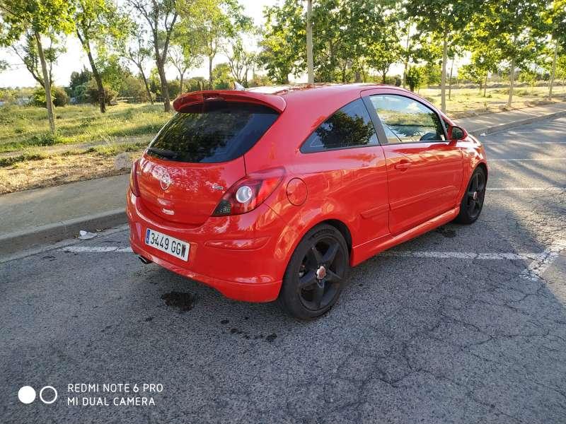 Imagen producto Opel Corsa GSi 1.7 5