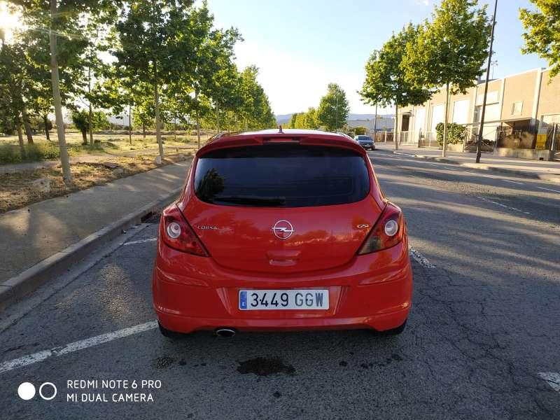 Imagen producto Opel Corsa GSi 1.7 6
