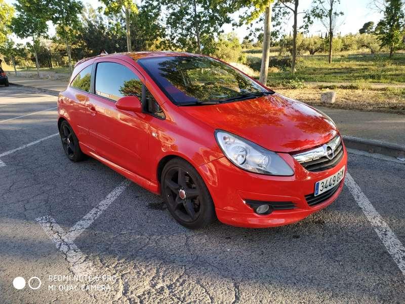 Imagen Opel Corsa GSi 1.7