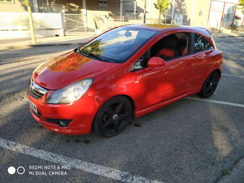 Imagen producto Opel Corsa GSi 1.7 2