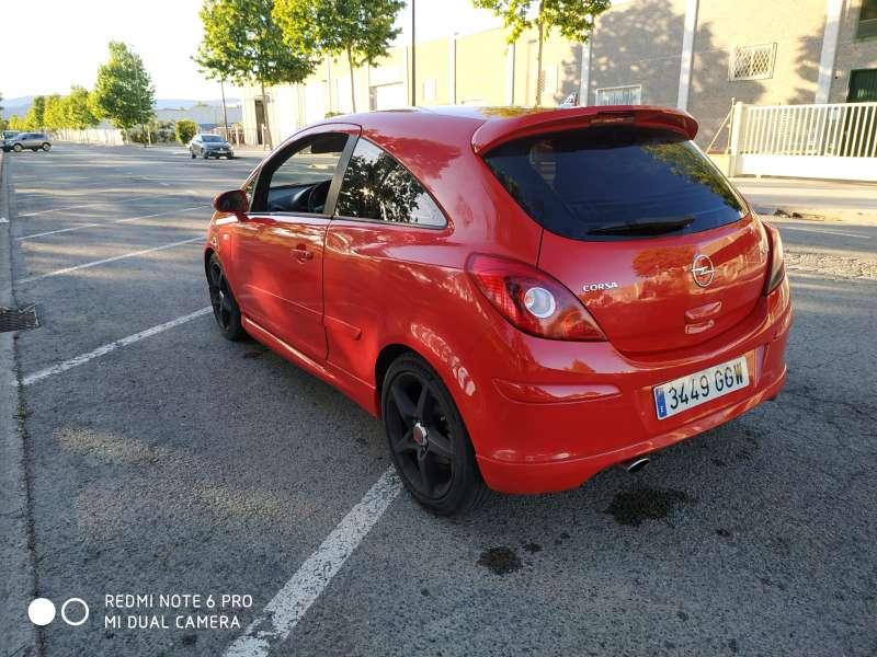Imagen producto Opel Corsa GSi 1.7 3