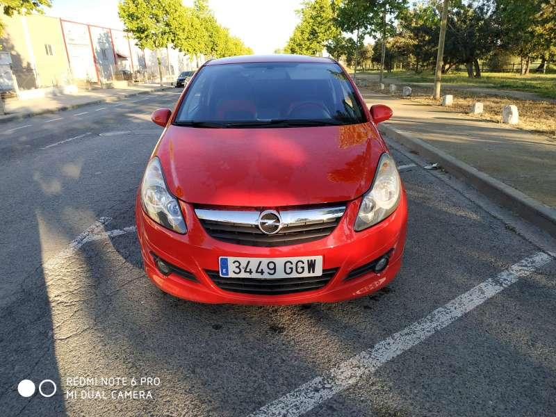 Imagen producto Opel Corsa GSi 1.7 7