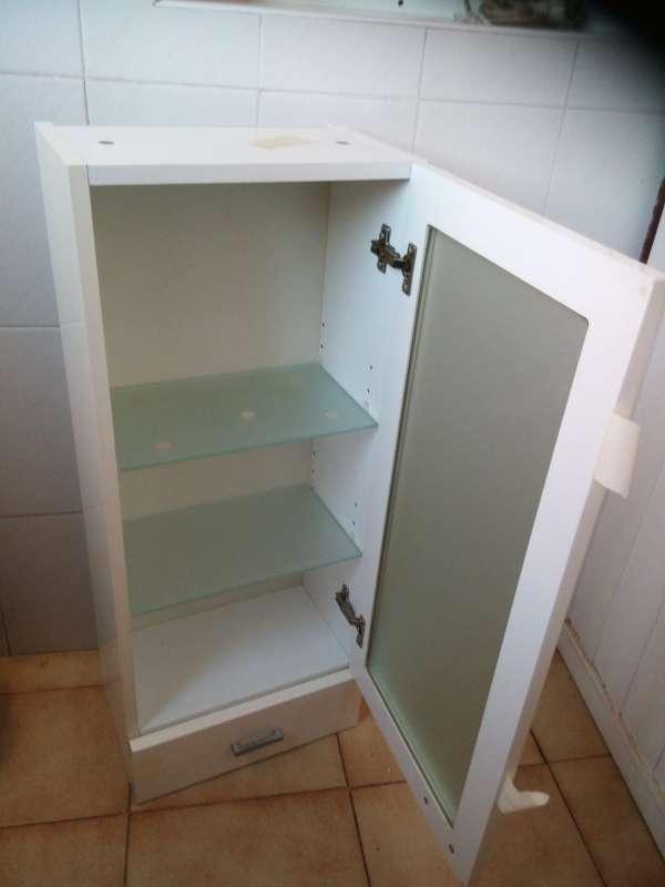 Imagen producto Armario de baño 85x35x23 2