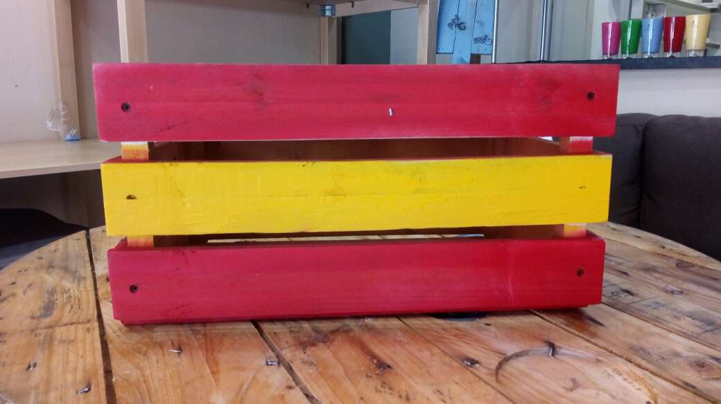Imagen caja/cajon de madera madera personalizas