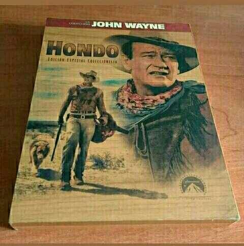 Imagen Hondo John Wayne. Western.