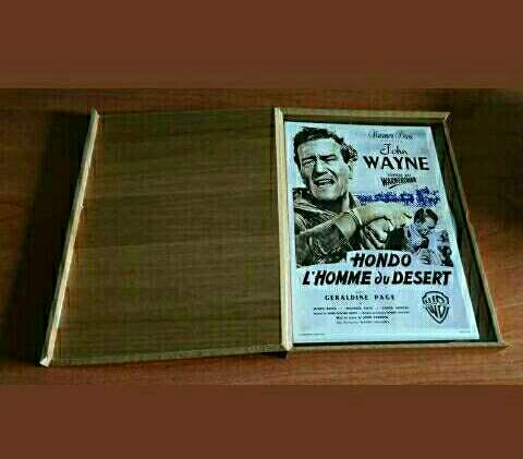 Imagen producto Hondo John Wayne. Western.  3