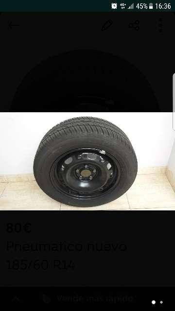 Imagen Neumático nuevo 185/60 R14