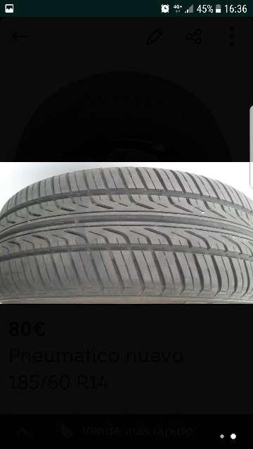 Imagen producto Neumático nuevo 185/60 R14 2
