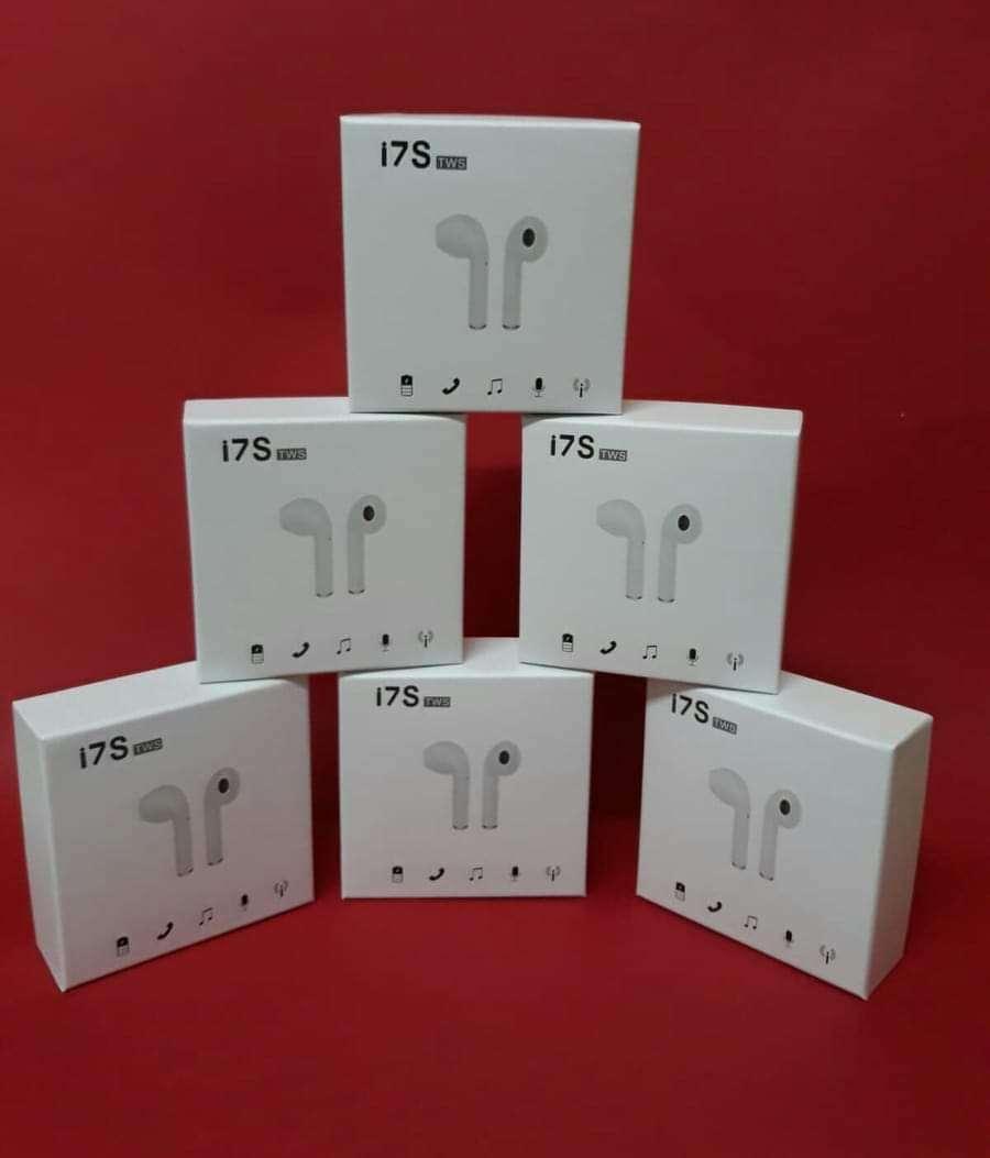 Imagen Cascos Bluetooth i7