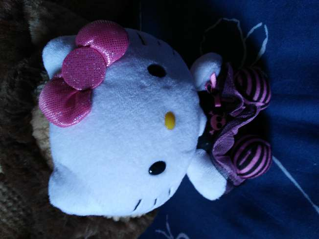 Imagen Peluches Hello Kitty