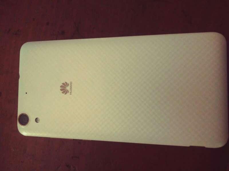 Imagen producto Huawei Y6II BLANCO 2
