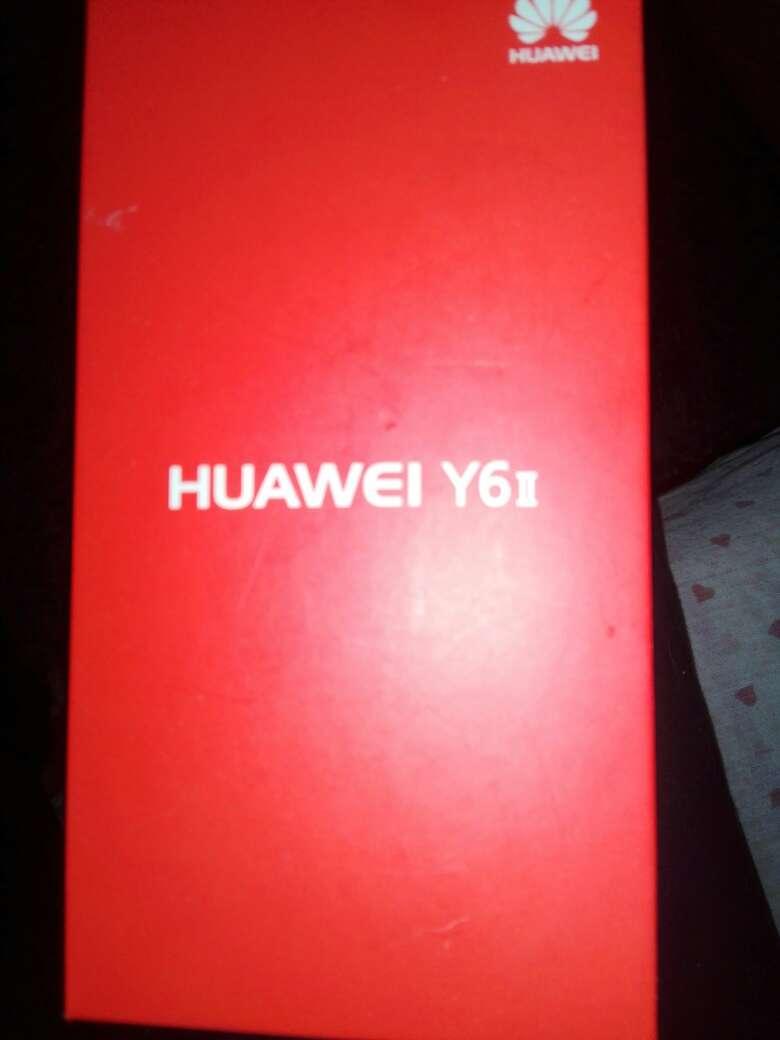 Imagen producto Huawei Y6II BLANCO 3