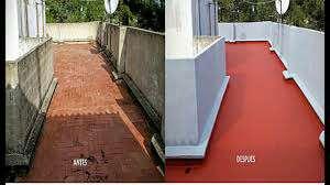 Imagen Impermeabilización de terrazas