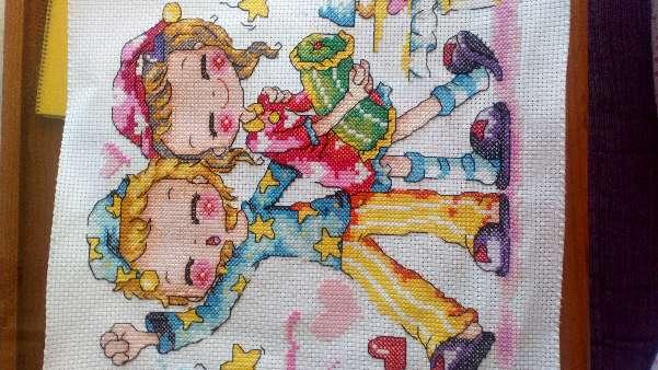 Imagen Niños en pijama