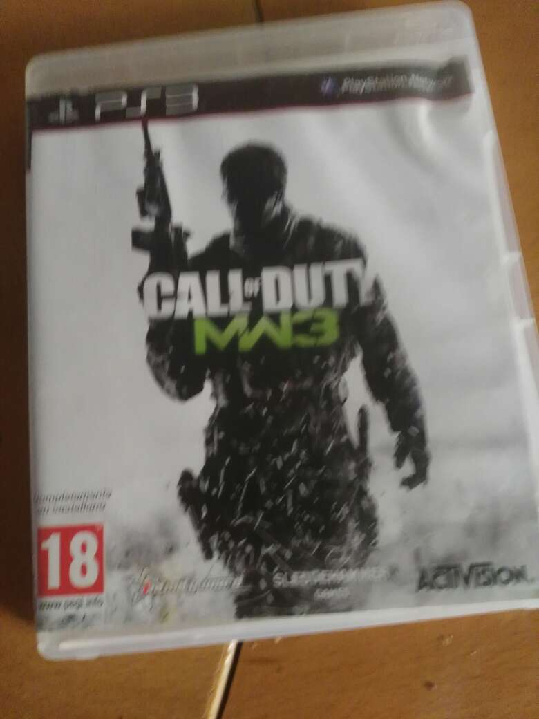Imagen producto Call of duty mw 3 1