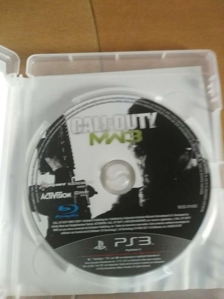 Imagen producto Call of duty mw 3 2