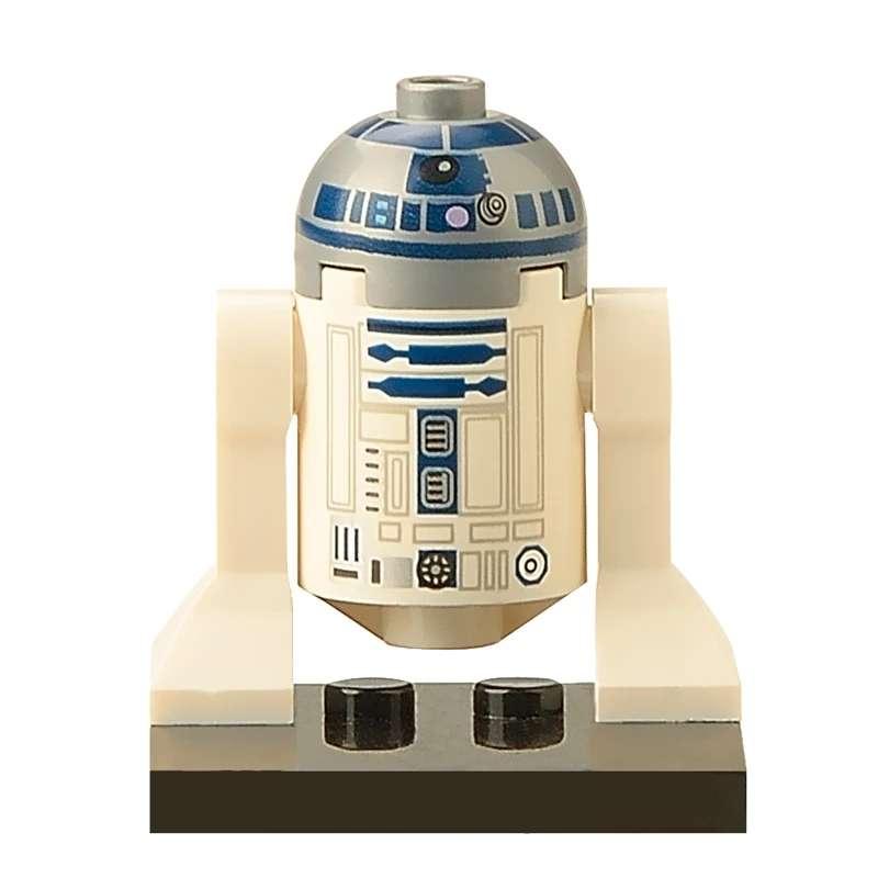Imagen producto Figura de R2D2 tipo Lego - star wars  1