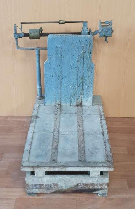 Imagen producto Bascula antigua 140 € 2