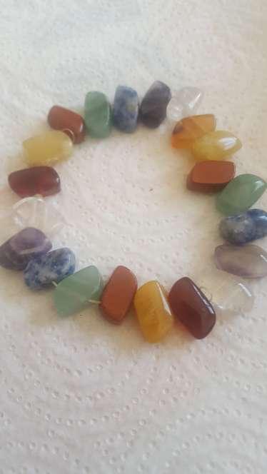 Imagen pulsera de piedras