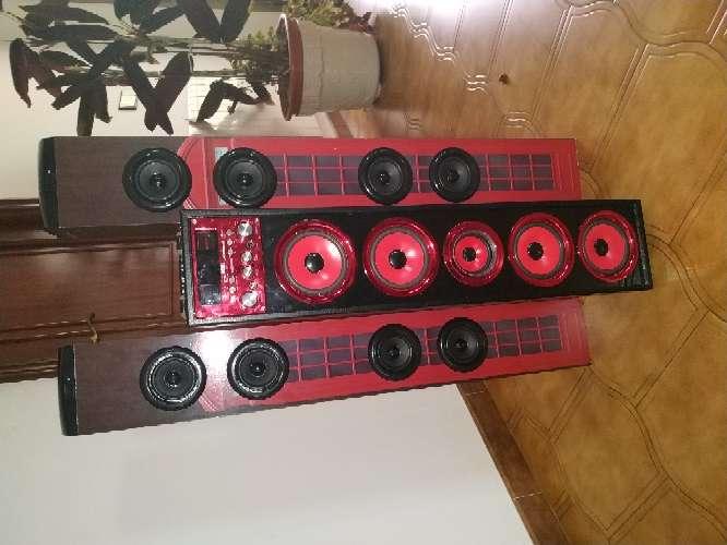 Imagen producto Torre de sonido 6