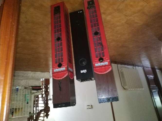 Imagen producto Torre de sonido 4