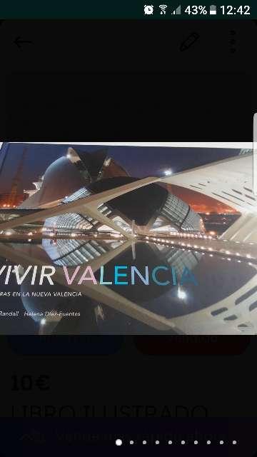 Imagen Libro ilustrado de valencia