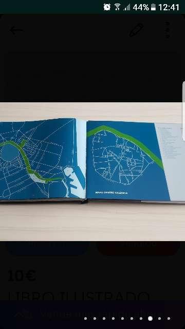 Imagen producto Libro ilustrado de valencia  6