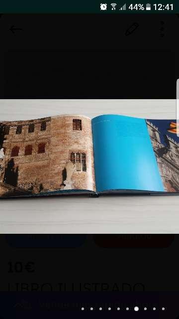 Imagen producto Libro ilustrado de valencia  5