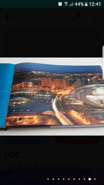 Imagen producto Libro ilustrado de valencia  7