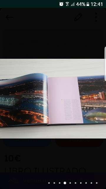 Imagen producto Libro ilustrado de valencia  9