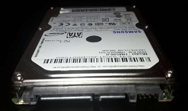Imagen producto Disco Duro 2.5 Sata 500Gb Samsung 2